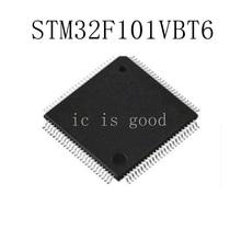 5PCS/LOT STM32F101VBT6 STM32F101 VBT6 QFP-100 NEW