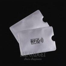 10 pcs Anti Scan font b Card b font Sleeve Credit RFID font b Card b