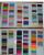Vestido largo de La Madre Púrpura Larga de La Gasa Vestido de Fiesta Beads Pesados Media manga Una Línea de Piso-Longitud de La Madre de La Moda Vestido Más Tamaño