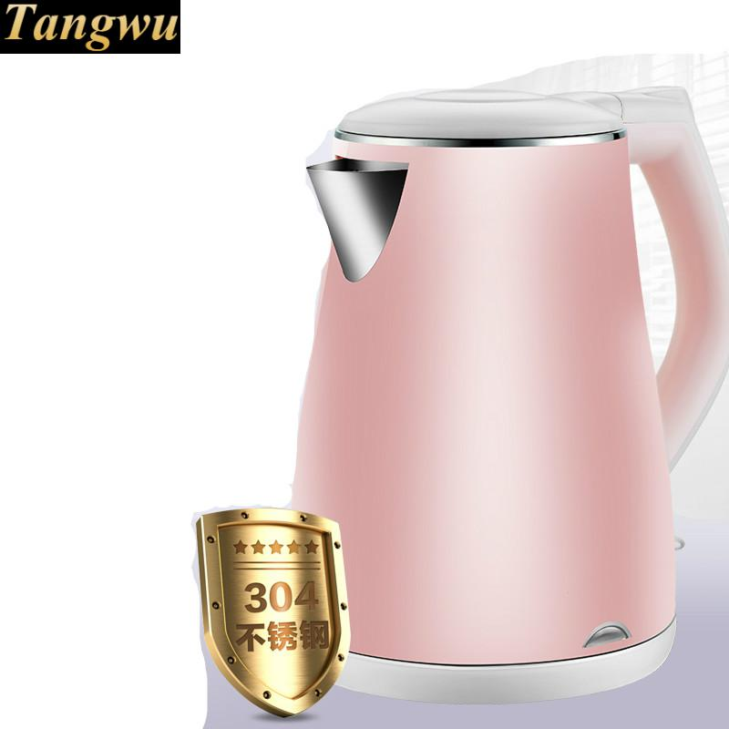 electric kettle  used  automatic power failure boiler stainless steel kettles Overheat Protection electric kettle is used for automatic power failure and boiler stainless steel kettles