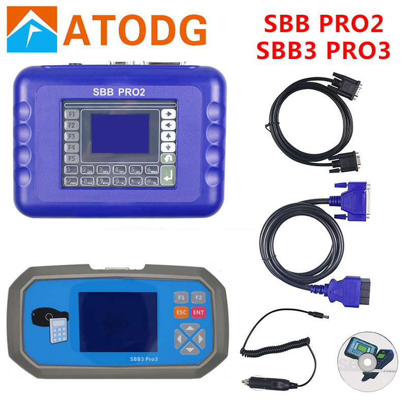 Universal For Car PRO2  Programmer Immobilizer Tool SBB v46.02 Multi-Language