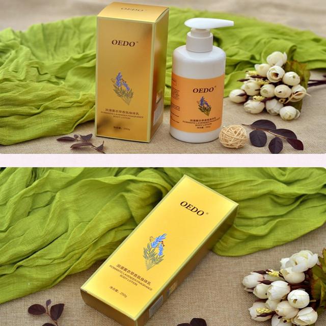 Moisturizing Anti-Aging Lavender Body Lotion Cream