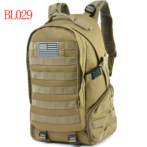 Image 2 - Waterproof  27L Tactical Camouflage sprots backpack men travel outdoor Military male Mountaineering Hiking Climbing Camping bags
