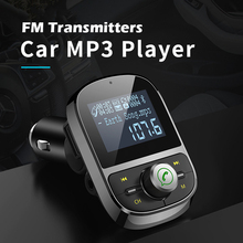 FM Transmitter Car Charger Fast Charging Wireless Bluetooth Car Kit Hands Free MP3 Player USB AUX port U disk TF card Player fm transmitter car charger fast charging wireless bluetooth car kit hands free mp3 player usb aux port u disk tf card player