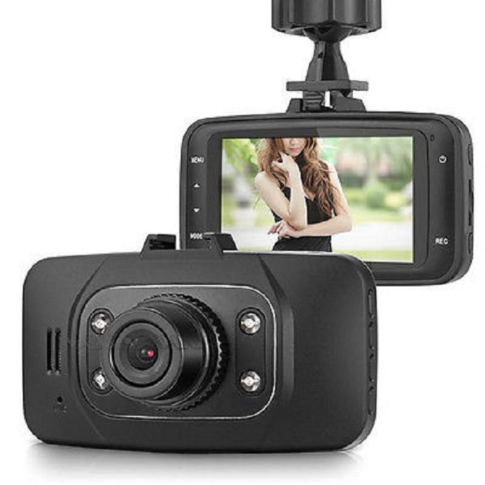 Full HD 1080P 2.7 LCD Car DVR Vehicle Camera HDMI Video Recorder Dash Cam Recorder 120 degree G-Sensor motion detection