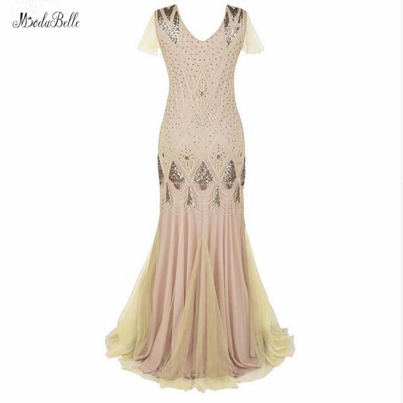 modabelle Mermiad Scoop   Evening     Dress   Vestidos De Noche Burgundy Women Long   Dress     Evening   Elegant Robe De Soiree Longue