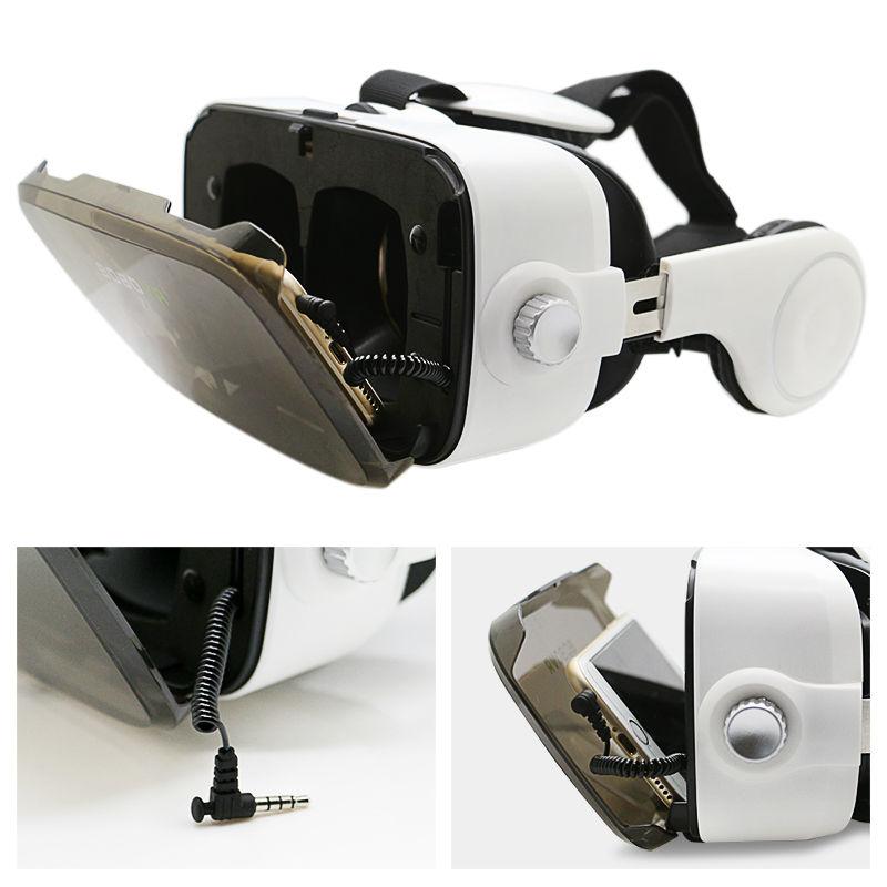 VR BOX BOBOVR Z4 Virtual Reality goggles 3D Glasses Google cardboard BOBO VR GLASSES Z4 Headset for 4.3 - 6.0 inch smartphones 22