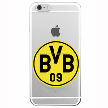 Football Soccer Clubs Phone Case Cover For iPhone 7Plus 7 6 6S 5 5S SE 5C 4 4S Galaxy S5 S6 S7 S7 edge