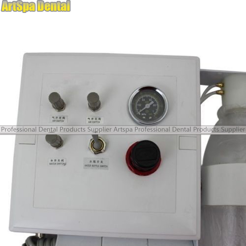 Image 3 - Dental Turbine Unit Wall Hanging Type Portable Testing Turbine-in Teeth Whitening from Beauty & Health