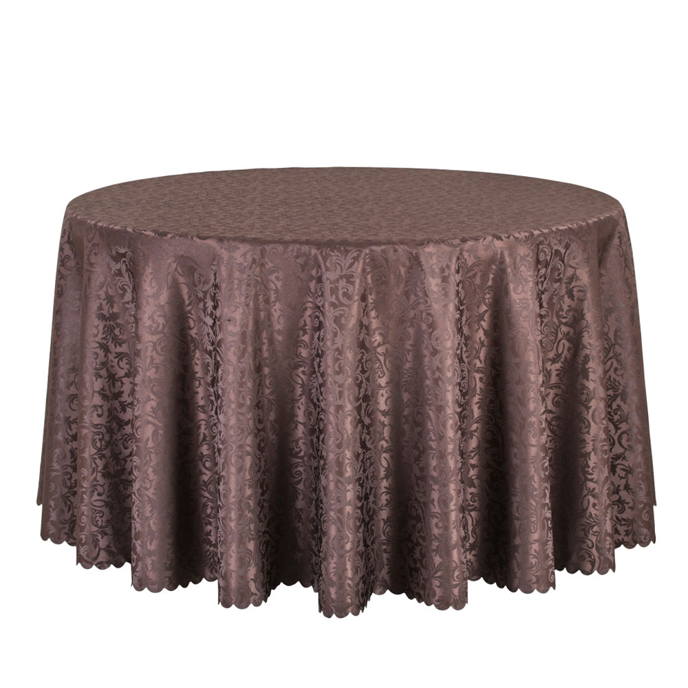 10pcs Lot Hotel Round Table Cloth Decor Dining Table