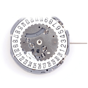 Image 3 - Original Watch Movement Repair Parts for VK64 VK64A Quartz Movement Date At 6 oclock Replacement Accessories