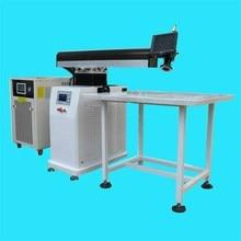YAG 300W laser welding machine  laser YAG metal stainless steel aluminum channel letter laser welding machine for 1-2mm steel