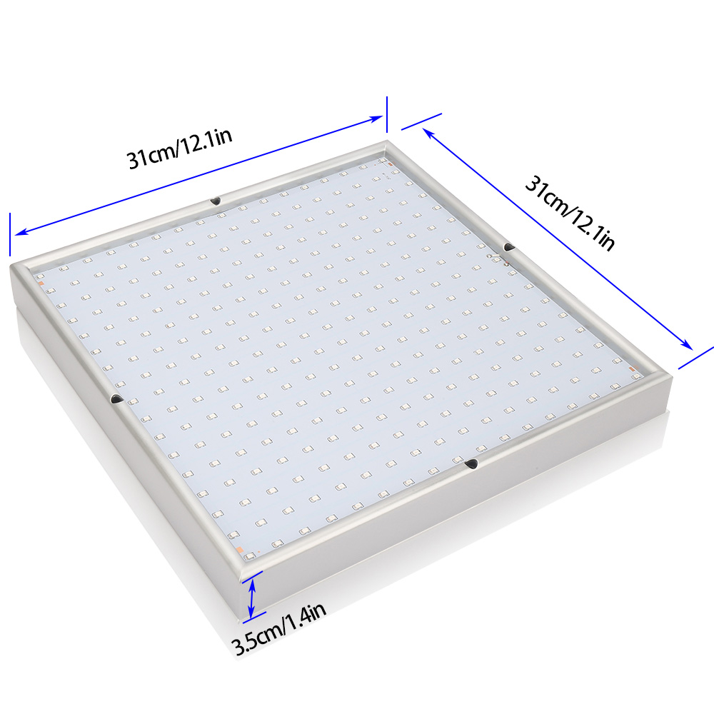 20W / 30W / 45W / 120W / 200W Vollspektrum-LED Grow Light Grow Panel - Professionelle Beleuchtung - Foto 5