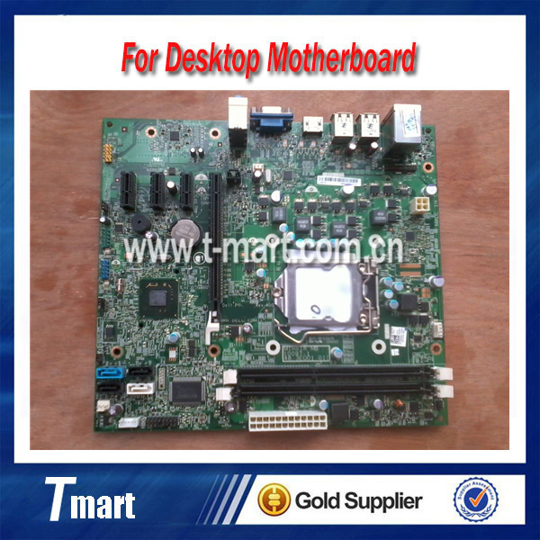 ФОТО 100% working Desktop motherboard for DELL 620 390 MIH61R 1155 GDG8Y M5DCD 42P49  System Board fully tested
