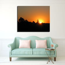 Islamic Sunset Canvas Painting Prints Living Room Home Decor Artwork Modern Wall Art Oil Painting Poster Pictures Accessories HD pablo picasso woman canvas painting prints living room home decor artwork modern wall art oil painting poster accessories art hd