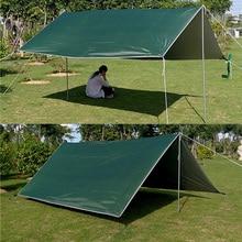 Pergolas Awning Sun Shelter Beach Outdoor Camping Garden Sun Awning Canopy Sunshade Hammock Rain Fly Tarp Waterproof Tent Shade