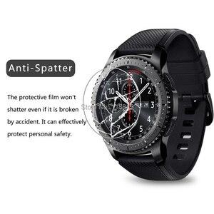 Image 4 - VSKEY 20 PCS מזג זכוכית עבור Garmin Forerunner 235 230 220 225 630 620 מסך מגן עגול Smartwatch מגן סרט