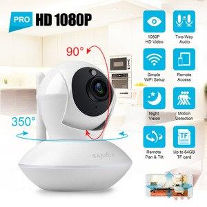 SANNCE Full HD 1080P CCTV Secu