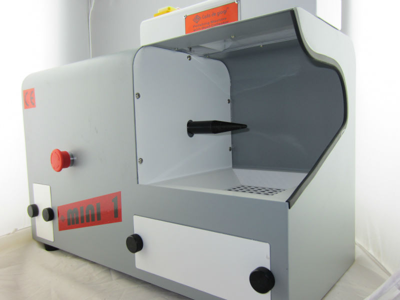 Bijoux Machine À Polir avec Collecteur de Poussière/Bijoux Équipement De Fabrication