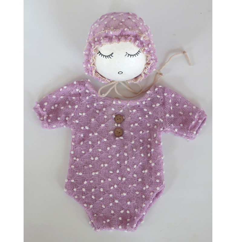 2017 Crochet Baby Girls Hats Romper Lace Infant Baby Clothing Set Photography Props Newborn Baby Overalls Outfits Fotografia baby girl 1st birthday outfits short sleeve infant clothing sets lace romper dress headband shoe toddler tutu set baby s clothes