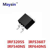 100pcs TO-263 IRF3205STRLPBF IRFS3607TRLPBF IRF540NSTRLPBF IRF640NSTRLPBF IRF3205S IRFS3607 IRF540NS IRF640NS