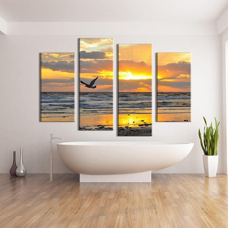 Magnífico Enmarcadas Océano Fotos Modelo - Ideas de Arte Enmarcado ...