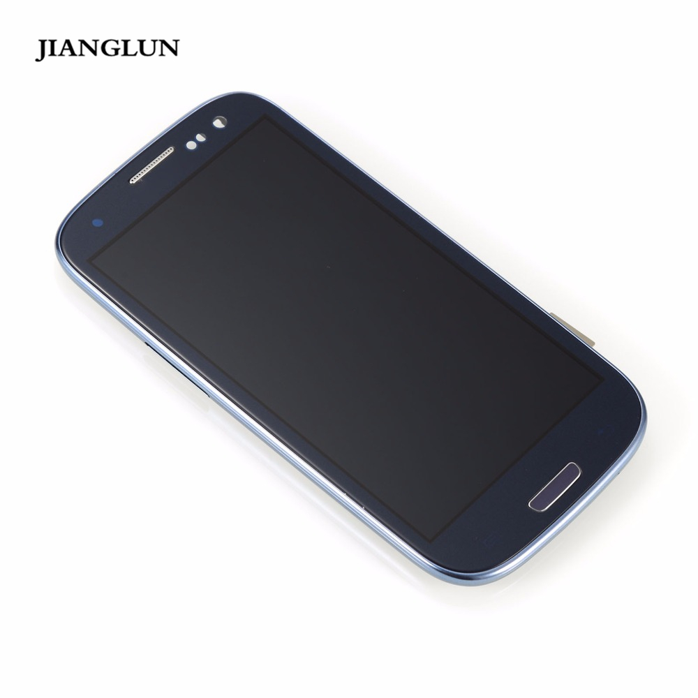 JIANGLUN DISPLAY LCD+TOUCH SCREEN For  SAMSUNG GALAXY S3 i9300 SCHERMO VETRO DIGITIZERJIANGLUN DISPLAY LCD+TOUCH SCREEN For  SAMSUNG GALAXY S3 i9300 SCHERMO VETRO DIGITIZER
