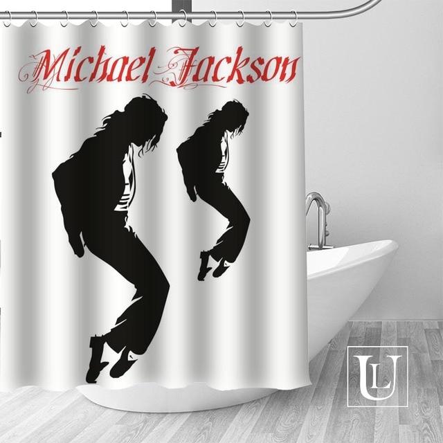 3 Shower Curtain Michael jackson shower curtain jackson galaxy 5c64f7a44ec73