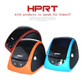 Label printer HTRP New Upgrade high quality 80mm POS Thermal printer bills receipt printer multifuncional Printers
