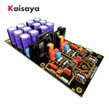 MM Amplifier Board PCBA Turntables Phono Amp OPA2111KP Germany DUAL Circuit Attenuated RIAA purple 35V Version HIFI DIY C2 003