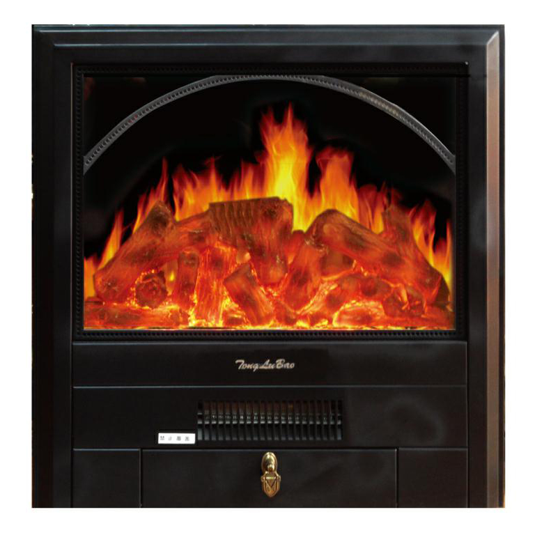 electric fireplace insert burner decoration decorative ...