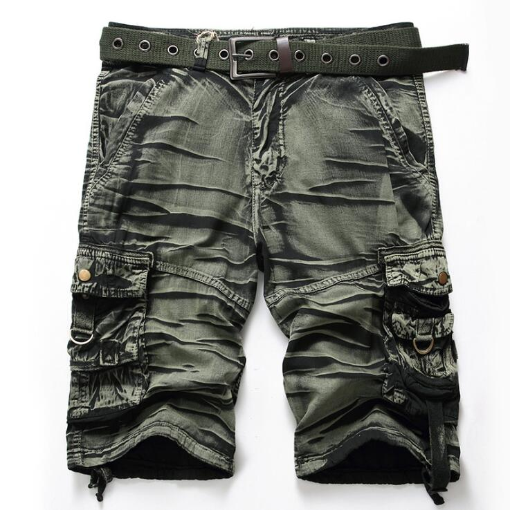 Summer Fashion Mens Jeans Shorts High Quality 194# #6