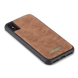 Image 5 - โทรศัพท์กรณีพลิกสำหรับIphone 12 Mini 11 Pro X Xr Xs Max 5 S E 2020 6 S 7 8 Plus Coqueป้องกันหนังครอบคลุมอุปกรณ์เสริม