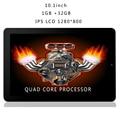 10.1 дюймов tablet pc Quad Core android 5.0 Леденец tablette 1 ГБ 32 ГБ ROM IPS LCD HDMI Слот Слот USB 2.0 Мини-Компьютер пк