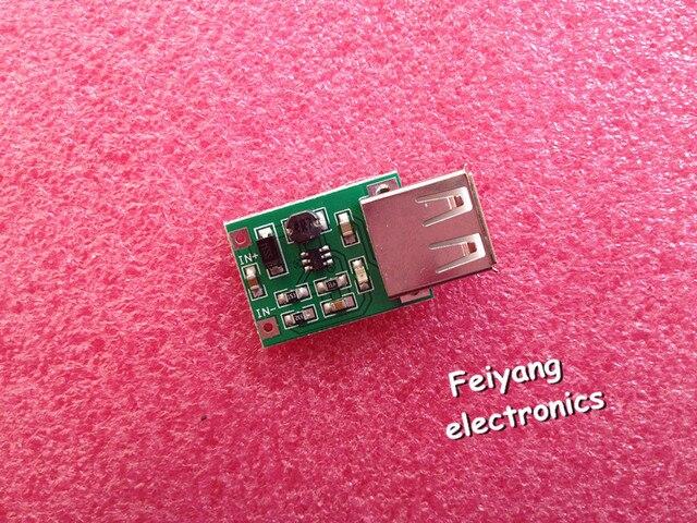10ピースdc 3ボルトに5ボルトusb出力充電器ステップアップ電源モジュールミニdc-dcブーストコンバータ