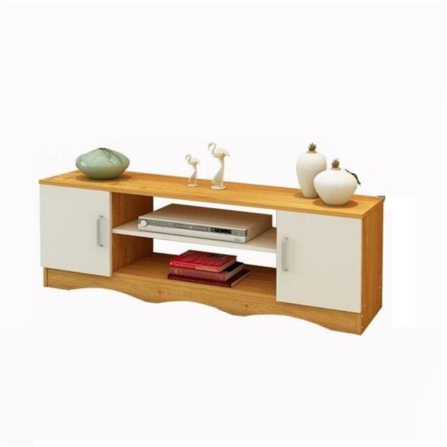 Painel Para Madeira Meja Cabinet Soporte De Pie Standaard Lemari Retro Wood Meuble Table Living Room Furniture Mueble TV Stand