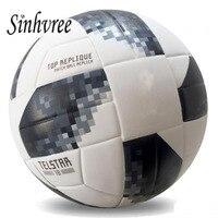 2019 New Soccer Ball Premier Official Size 4 Size 5 Football League Outdoor PU Goal Match Football Training Inflatable futbol