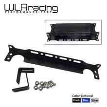 WLR- универсальный монтажный кронштейн для масляного охладителя двигателя британского типа, Комплект алюминиевых WLR-OCB01 толщиной 2 мм