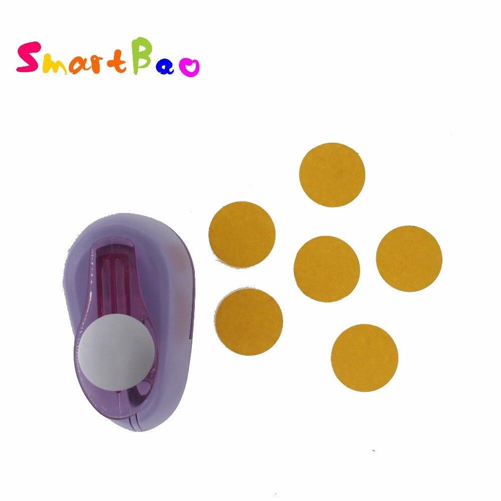 Circle Circular Hole Paper Edge Die Cut Scrap Craft Punch; Scrapbooking Herramientas; Circle Diameter About: 2.5cm/0.98