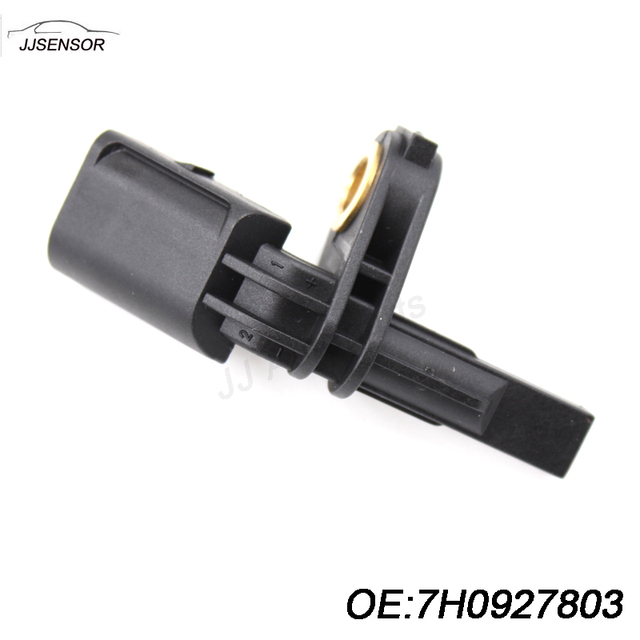 7H0927803 WHT003857 Left ABS Wheel Speed Sensor For Audi