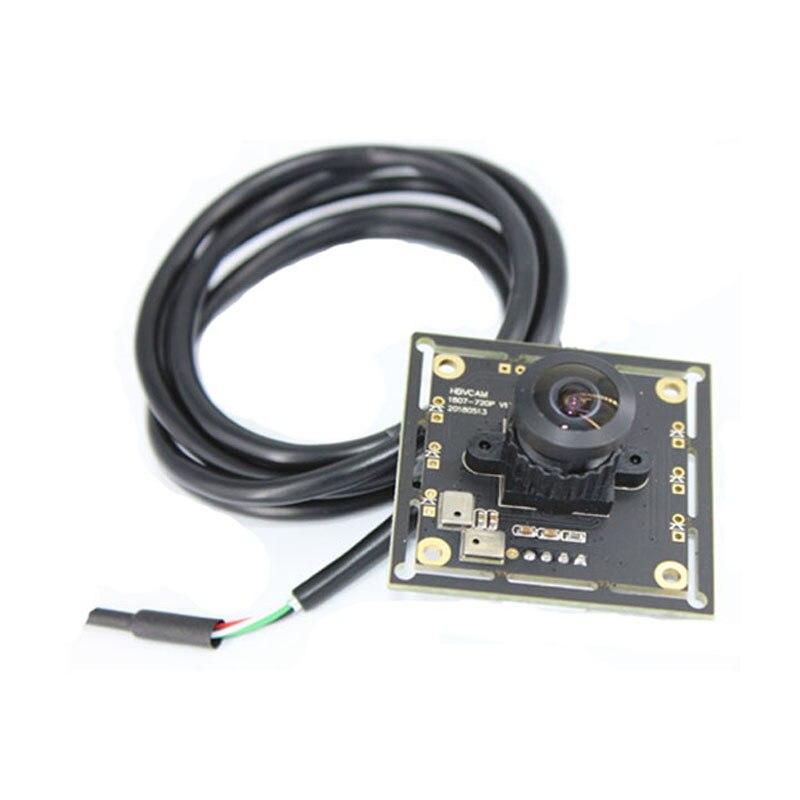 USB Módulo de Câmera CMOS 1MP ampla anjo lens sensor de imagem vga cmos módulo da câmera com o formato de vídeo MJPG & YUY2