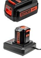 Para Black & Decker 40 V 3500 mAh Li-ion Recarregável Bateria Da Ferramenta de Poder LBXR36 BL2036 LBX2040 LST136  LST420  LST220 L10