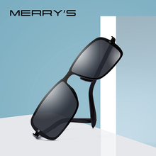 MERRYS DESIGN Klassische Männer HD Polarisierte Sonnenbrille Für Männer Fahren CR39 Linsen UV400 Schutz S8722