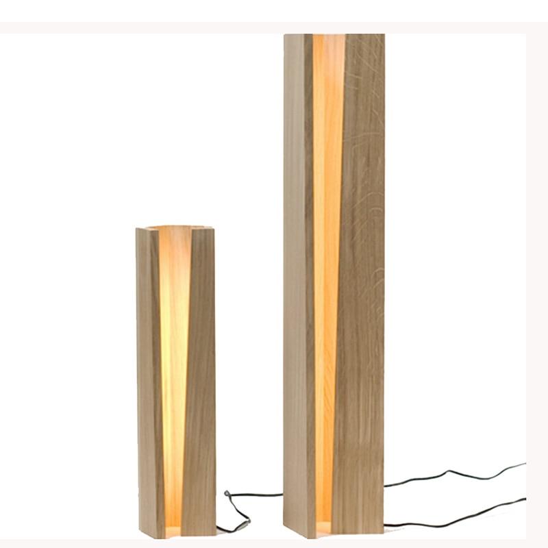 Japanese-style solid wood decoration floor lamps standing staande lamp led nordic floor lamps for living room Vloer lamp bedroom nordic lamp floor crystal floor lamps led floor lamps for living room modern fashion luxury lamp floor living room bedroom