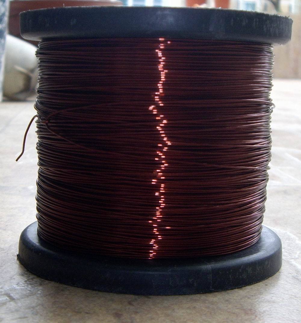 20meters/lot  2 Mm New Polyester Enamel Wire QZY-2-180 Copper Wire