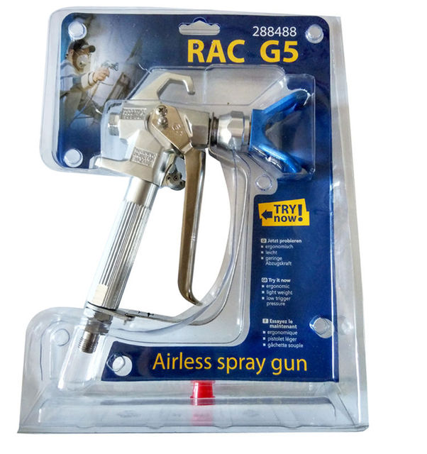 Aftermarket electric airless paint sprayer gun spray gun for paint spray Gmax 390 395 490 495 with 517 nozzle tip 288428