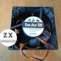 San Ace 120 12 cm 9G1212HG105 12 v 0.98A $ number hilos ventilador
