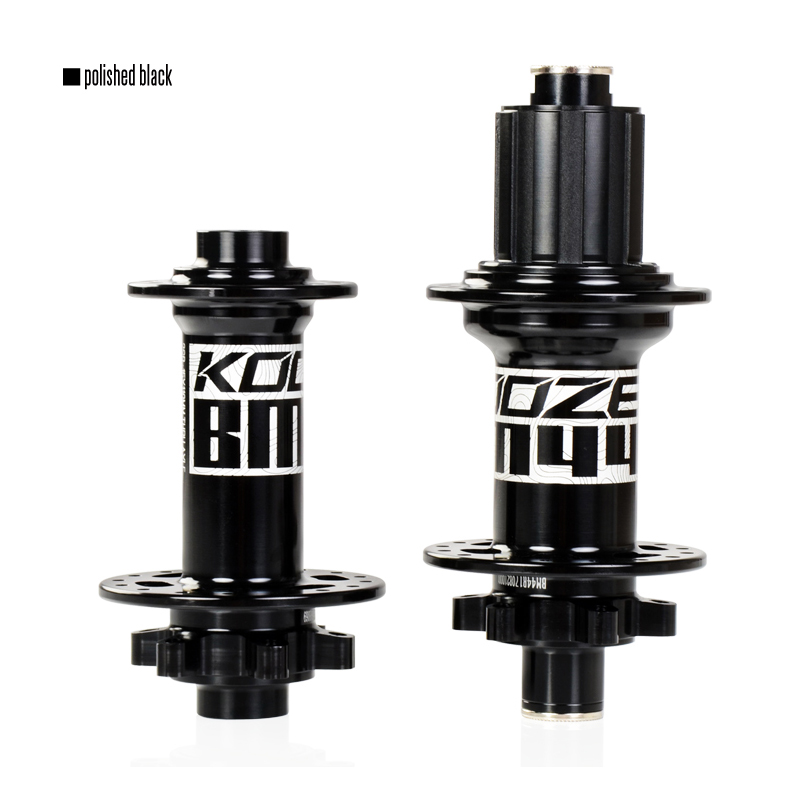 2018 new KOOZER  BM440 hubs, for AM /FR/ trail , front 15x110, rear 12x148mm boost wide axis system. Higher strength. For heavy