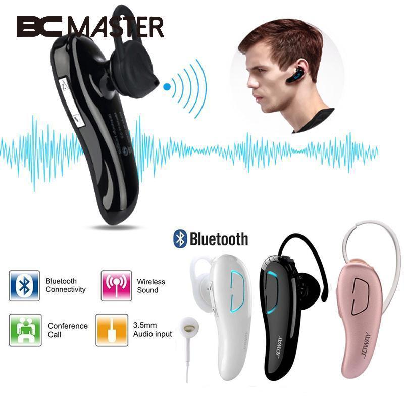 BCMaster Wireless Bluetooth Headset Headphone Handsfree Earphone For iOS Android New Arrival Professional Music Earphones Gift