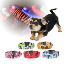 ducts For Dogs Puppy Pet Necklace Strap S2